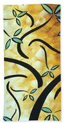 Simply Glorious 2 By Madart Beach Towel