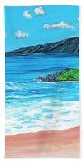 Simply Maui 18 X 24 Beach Towel