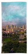 Singapore Rochor Commercial And Residential Mixed Area Beach Towel