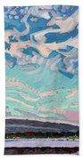 Singleton Storm Beach Towel