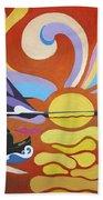 Skellig Beach Towel