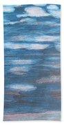 Sky Sketch Beach Towel