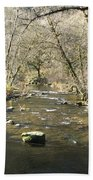 Sleepy Creek Beach Towel
