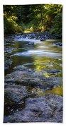 Sliver Creek Beach Towel