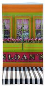 Sloans Beach Towel