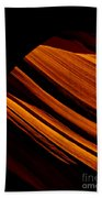 Slot Canyon Striations Beach Towel