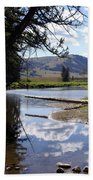Slough Creek 1 Beach Towel