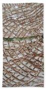 Slumbering - Tile Beach Towel