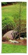Small Arched Bridge Beach Sheet