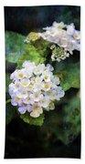 Small Blossoms 4948 Idp_2 Beach Towel
