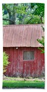Small Red Barn - Lewes Delaware Beach Towel