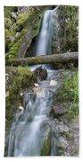 Small Waterfall Beach Sheet