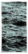 Small Waves Beach Towel