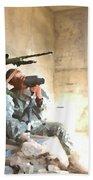 Sniper Crew Beach Towel