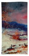 Snow 569020 Beach Towel