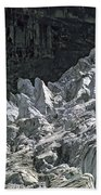Snow Patch Spire IIi Beach Towel