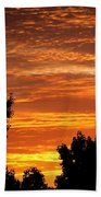 So Cal Sunset Beach Towel