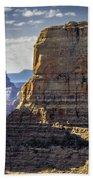 Soaring Red Rock Monoliths Beach Towel