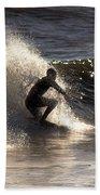 Socal Surfing Beach Towel