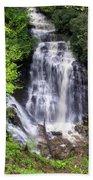 Soco Falls 1 Beach Towel