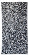 Soft Grey Scale  Beach Towel