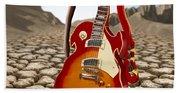 Soft Guitar II Beach Sheet