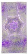 Soft Lavender Beach Towel
