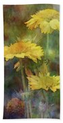Softly Yellow 3052 Idp_2 Beach Towel