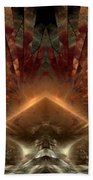 Sol Invictus Beach Towel