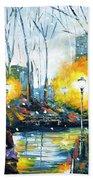 Solstice In The City, Vol.1 Beach Towel