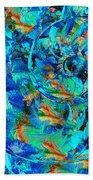 Song Of The Sea - Beach Art - By Sharon Cummings Beach Towel