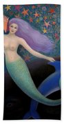 Song Of The Sea Mermaid Beach Towel