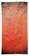 Sonoma Red Beach Towel