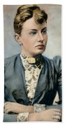 Sonya Kovalevsky (1850-1891) Beach Sheet