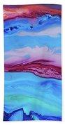 Sortilegio Del Amor II Beach Towel