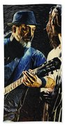 Soundgarden Beach Towel