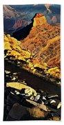 South Kaibab Trail - Grand Canyon Beach Towel