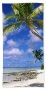 South Pacific Beach Towel
