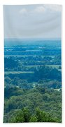 Southern Illinois Beach Towel