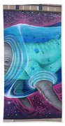 Space Dream Beach Towel