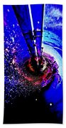 Space The Other Dimension Beach Towel