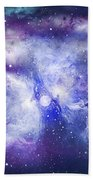Space009 Beach Towel