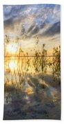 Sparkley Waters Beach Towel