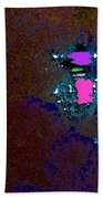 Sparkling Sunrise Beach Towel