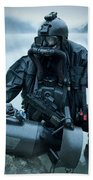 Special Operations Forces Combat Diver Beach Towel