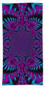 Spellbound - Abstract Art Beach Towel
