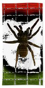 Spider Beach Towel