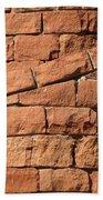 Spiral Bricks Beach Towel