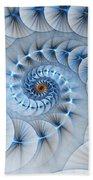 Spiral Staircase Beach Towel