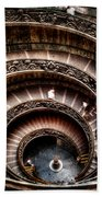 Spiral Staircase No2 Beach Towel